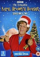 Mrs Brown's Boys - Series 1-2 Complete / Christmas Special [DVD] [2017], , Very
