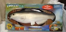 """New > COOL CATFISH 14 """" Sings """"Bad To The Bone"""" & 20 Funny Phrases NEW"""