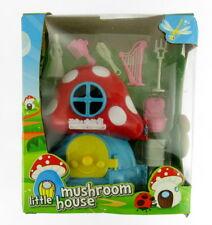 - un minuscolo FUNGHETTO Casa Bambola giocattoli Set Accessorio per Bambini Ragazzi Ragazza Regalo Di Compleanno