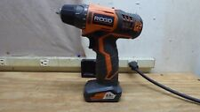 "Ridgid R82005 12V 3/8"" Drill/Driver (TOOL ONLY) *BRAND NEW* FREE SHIPPING!!"
