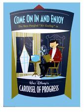 "Disney ""Carousel Of Progress"" Historical Attraction Dvd"
