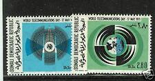 EMBLEMI - EMBLEM SOMALIA 1971 MI. 172/173 World Telecommunications Day