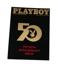 Playboy Magazines 50th Anniversary Collector's Edition January, 2004 Issue