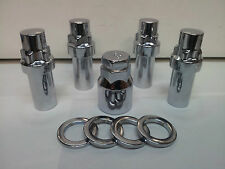 "Ford  Lock Nuts WELD & CRAGAR SST Wheels 1/2"" UNF"
