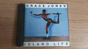 "GRACE JONES ""Island Life"" Original-CD von 1985"