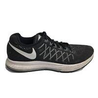 Nike Air Zoom Pegasus 32 Running Shoes Womens Size 8 Black Sneakers 749344 001