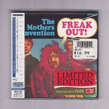 (CD) FRANK ZAPPA  - The Mothers Of Invention – Freak Out! / Japan / VACK-1203
