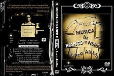 """MUSICA IN BIANCO E NERO"" - Luca Aletta - DVD Video Film Documentario"