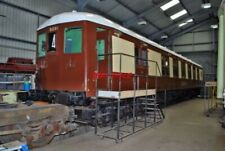 PHOTO  SR/PULLMAN DMPBT NOS288S CAR NO 88 BUILT IN 1932 OF CLASS 403 (EX- 5-BEL)