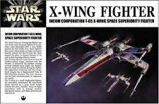 Fine Molds 1/72 STAR WARS X- Wing Fighter Plastic Model Kit NEW from Japan