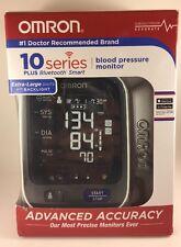Omron BP786N 10 Series UpperArm Blood Pressure Monitor Plus *Free Shipping*