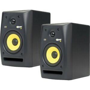 Kirk Rokit RP5 G2 Studio DJ Monitors Speakers (Pair)