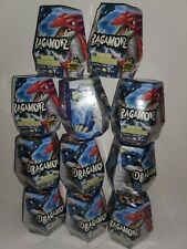 (11) Packs DRAGAMONZ Super Series Blind Box 1 Dragon + 6 Cards