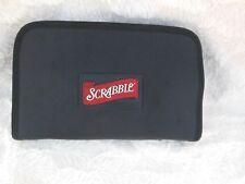 Scrabble Travel Game Board With Case See Description