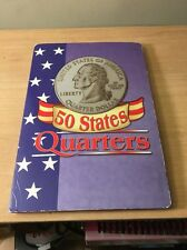 Unites States 50 Quarters Collection Booklet