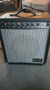 Ross Fame Series reverb 15 Amp Vintage
