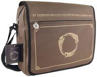 The Elder Scrolls Online Notebook Tasche Messenger Bag Stofftasche Umhängetasche