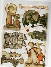 1 Bogen Glanzbilder Poesie Engel Kinder Hummel ef 7507 Nr.230 sammeln basteln