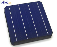 100Pcs Solar Cells 6x6 Mono For DIY Solar Panel