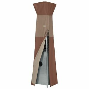 Duck Covers Ultimate Pyramid Patio Heater Cover - Flame Tower