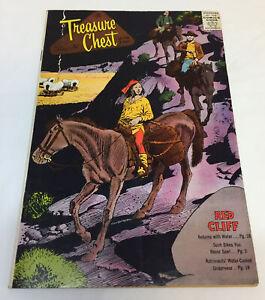 1965 Treasure Chest V.21 #5 ~ HISTORY OF BICYCLES, FATHER JEAN DE BREBEUF, more