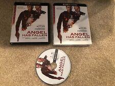 Angel Has Fallen 4K Ultra HD 1 Disc Set ( No Digital )