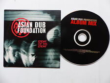 CD 12 titres ASIAN DUB FOUNDATION Enemy of the enemy Album mix 724358128529