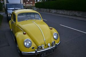 CLASSIC VOLKSWAGEN BEETLE 1200 1958 MANY VERY RARE EXTRAS