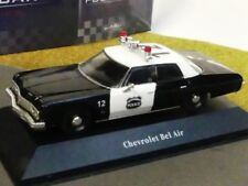 1/43 Ixo Chevrolet Bel Air Police USA POLICE CARS 8003