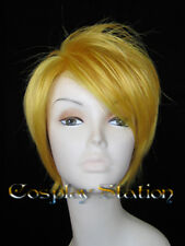 Tales of the Abyss Guy Cecil Blond Cosplay Wig_wig184