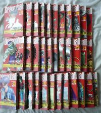 DRAGONBALL #01 to #34 complete Japanese set (Jump Comics 2002-04) • Mostly mint!