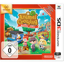 Animal Crossing: New Leaf - Welcome amiibo (Nintendo Selects) - Nintendo 3DS