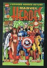 Marvel Heroes V1 - 2001 - Collection Complete N°1 À 37 / C.NEUF