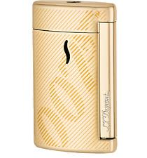 S.T. Dupont James Bond 007 Gold MiniJet Torch Lighter ST010113 New In Box