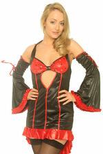 Sexy Disfraz de bruja vampiro De Señoras Vestido de fantasía Traje
