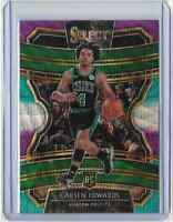 2019-20 Select Carsen Edwards Tri-Color Prizm Rookie RC HOT Invest SP Centered