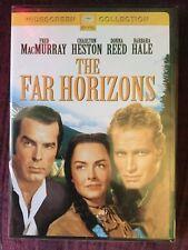 BRAND NEW THE FAR HORIZONS  MacMURRAY  HESTON  REED