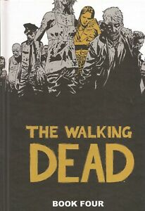 °THE WALKING DEAD OVERSIZED HARDCOVER ERHÄLT #37-48° USA Image 2012 1 Kg schwer