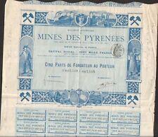 DECO => MINES DES PYRENEES  (S)