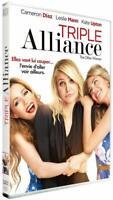Triple alliance DVD NEUF SOUS BLISTER Cameron Diaz, Leslie Mann, Kate Upton