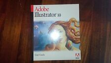 Adobe Illustrator 10 User Guide in Plastic Sleeve