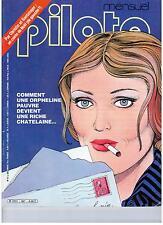 "MAGAZINE ""PILOTE MENSUEL no 67"" (1979) GIGI / BOUCQ / F MURR / MANDRYKA..."