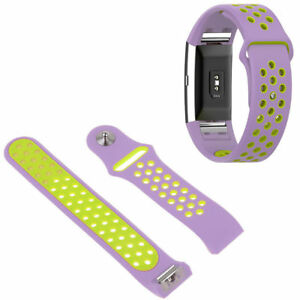 Secure Strap for Fitbit Charge 2 Band Wristband Buckle Bracelet Fitness Tracker
