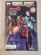 comics MARVEL HEROES hors série 2°série n°5