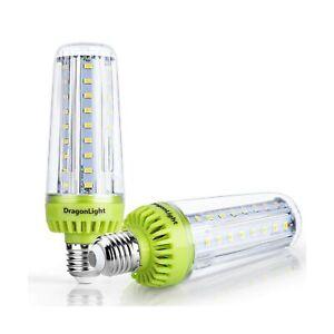20W Super Bright Corn LED Light Bulbs(200 Watt Equivalent) - 6000K Daylight 2...