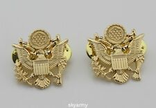 The WALKING DEAD Uniform Eagle INSIGNIA COLLAR PIN Badge-pair