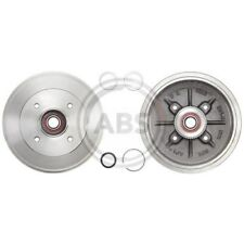 BREMSTROMMEL + RADLAGER / ABS RING PEUGEOT 106 206 CITROEN CHANSON 1.0 1.4 1.5