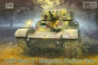 Ibg Models 1/72 41M Turan II - Ungarisch Medium Tank