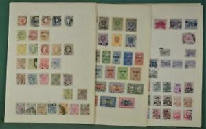 AUSTRIA STAMPS GOOD SELECTION ON 12 PAGES   (K197)