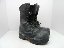 "Dakota Men's 10"" Composite Toe Composite Plate Oil Transitional Boot Black 8M"